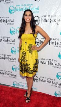 Sheetal Sheth at the 7th Annual Indian Film Festival.