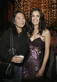 Laura Kim and Sheetal Sheth at the after party of the Los Angeles premiere of