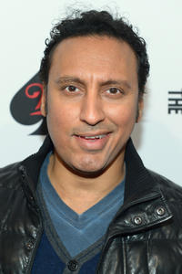 Aasif Mandvi at