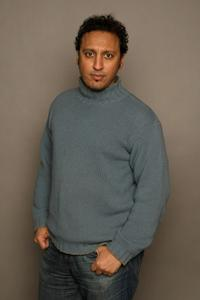 Aasif Mandvi at the 2008 Sundance Film Festival.