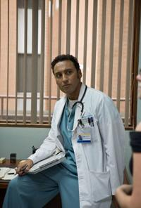 Aasif Mandvi in