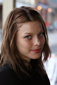 Lauren German at the 2007 Sundance Film Festival.