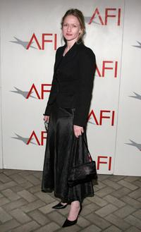 Paula Malcomson at the AFI Awards Luncheon 2005.
