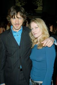 John Hawkes and Paula Malcomson at the premiere of