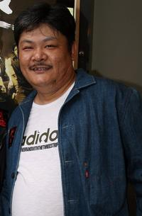Lam Suet at the premiere of