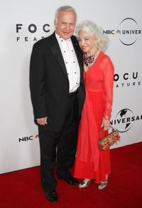 Buzz Aldrin and Lois Aldrin at the official after party of NBC, Universal Pictures and Focus Features' during the 66th Annual Golden Globe Awards.