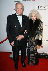 Buzz Aldrin and Lois Aldrin at the