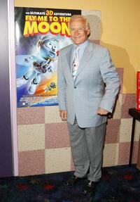 Buzz Aldrin at the special screening of