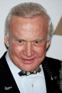 Buzz Aldrin at the 2009 GRAMMY Salute To Industry Icons.