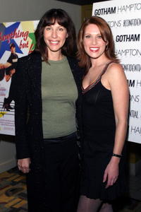 Ilana Levine and Isabel Rose at the New York premiere of