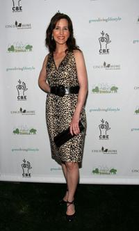Ursula Burton at the Green Pre-Emmy Gifting Lounge Party.