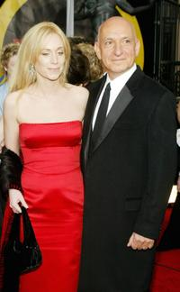 Ben Kingsley and Caroline Goodall at the 10th Annual Screen Actors Guild Awards.