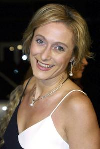 Caroline Goodall at the premiere of