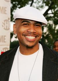 Omar Gooding at the premiere of