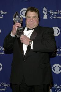 John Goodman at the 27th Annual People's Choice Awards.