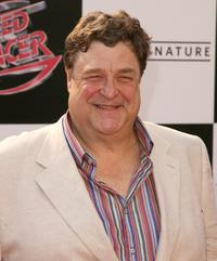 John Goodman at the world premiere of