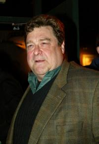 John Goodman at the after party of