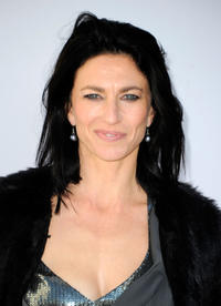 Claudia Black at the Spike TV's 2011 Video Game Awards in California.
