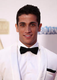 Firass Dirani at the red carpet of 2011 Logie Awards in Melbourne.