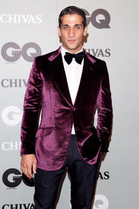 Firass Dirani at the 2010 GQ Men of The Year Awards in Sydney.