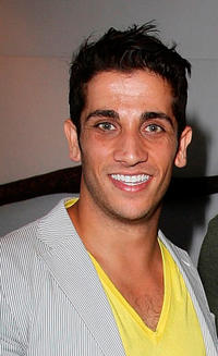 Firass Dirani at the Australian premiere of