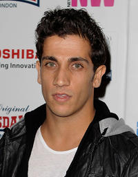 Firass Dirani at the DVD Launch of