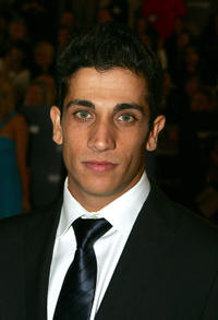 Firass Dirani at the 52nd TV Week Logie Awards in Melbourne.