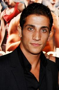 Firass Dirani at the premiere of