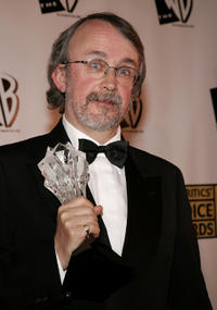 Peter Lord at the 11th Annual Critics' Choice Awards in California.