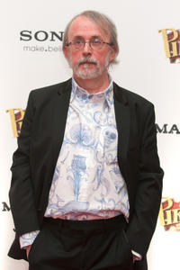Peter Lord at the UK premiere of