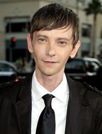 DJ Qualls at the premiere of