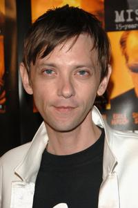 D.J. Qualls at the premiere of