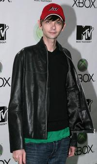 D.J. Qualls at the Xboxs next generation console launch party.