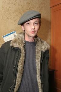D.J. Qualls at the Gibson Gift Lounge during the 2005 Sundance Film Festival.