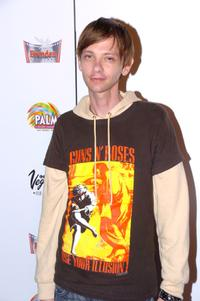 D.J. Qualls at the screening of