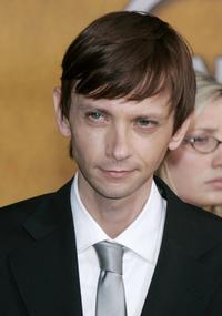 D.J. Qualls at the 12th Annual Screen Actors Guild Awards.