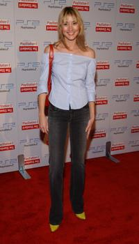 Bree Turner at the Playstation 2 Hotel grand opening.