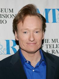 Conan O Brien at the Museum of Television and Radio Presents