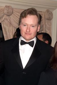 Conan O Brien at the American Museum of Moving Image Honors Gala.