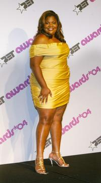 Mo'nique at the 2004 Black Entertainment Awards.