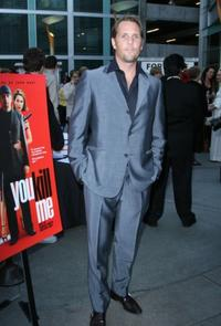 Marcus Thomas at the Los Angeles premiere of
