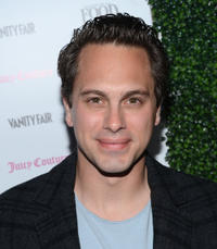 Tom Sadoski at the Vanity Fair and Juicy Couture Celebration of the 2013 Vanities Calendar in California.