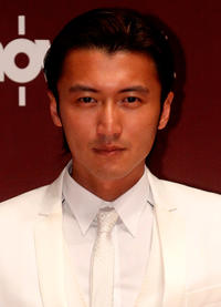Nicholas Tse at the Hong Kong Film Awards 2011.