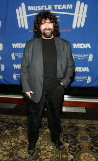 Mick Foley at the 8th Annual Muscular Dystrophy Association's Muscle Team 2005 Gala.