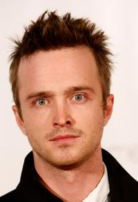 Aaron Paul at the Bebe Lingerie Launch Party.
