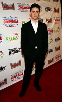 Colin Hanks at the world premiere of