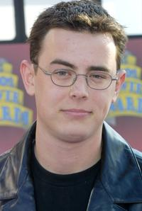 Colin Hanks at the 2002 MTV Movie Awards.