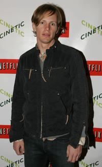 Kip Pardue at the Cinetic Media party during the 2005 Sundance Film Festival.