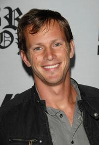 Kip Pardue at the premiere of