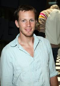 Kip Pardue at the launch party of Ben Sherman celebrates the opening of their second U.S. store.